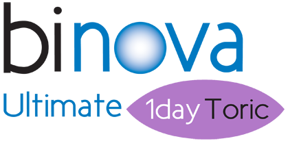Logo Ultimate 1 Day Toric BD