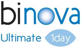 logo binova ultimate 1day