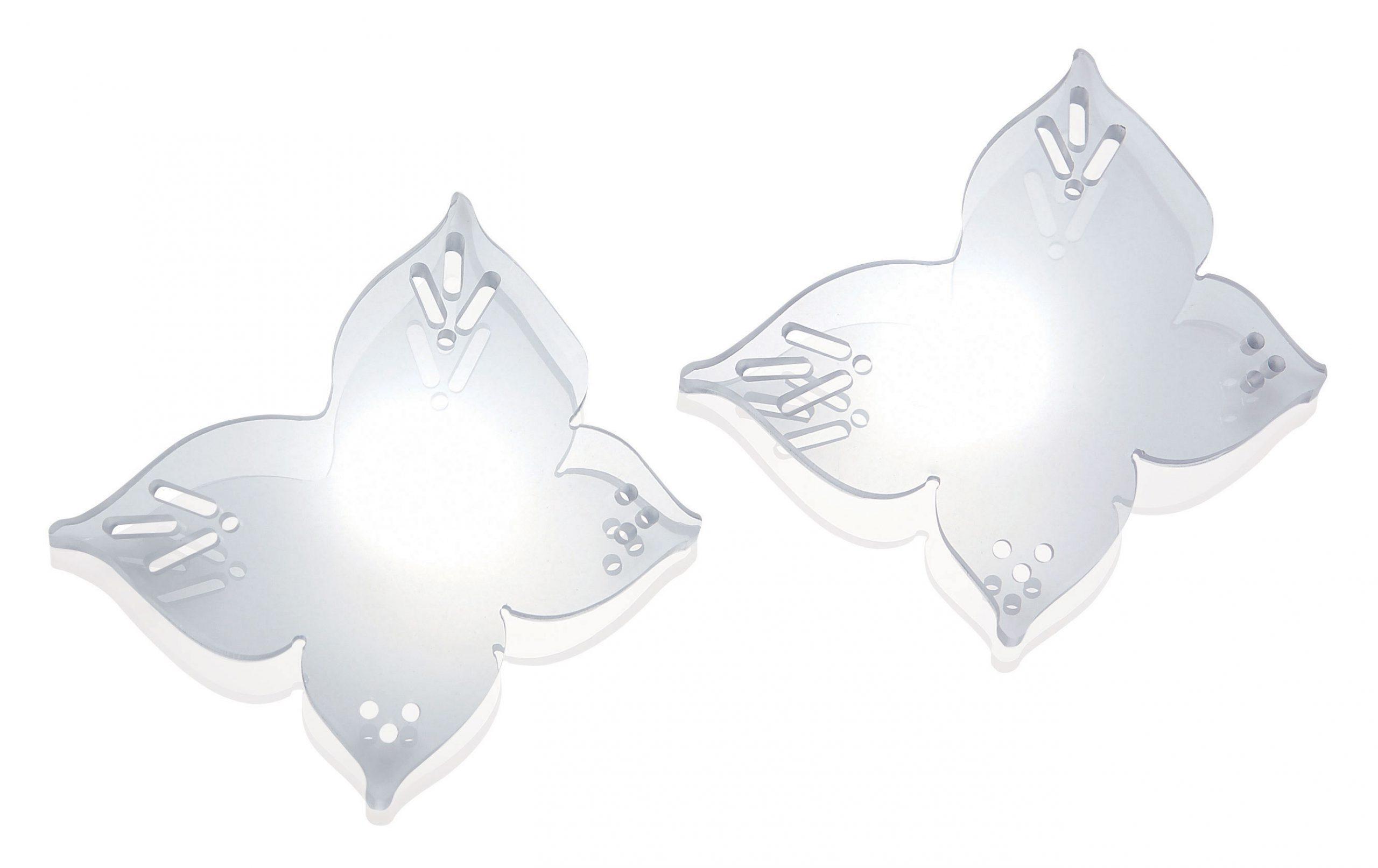 EVOLUTION verres papillons
