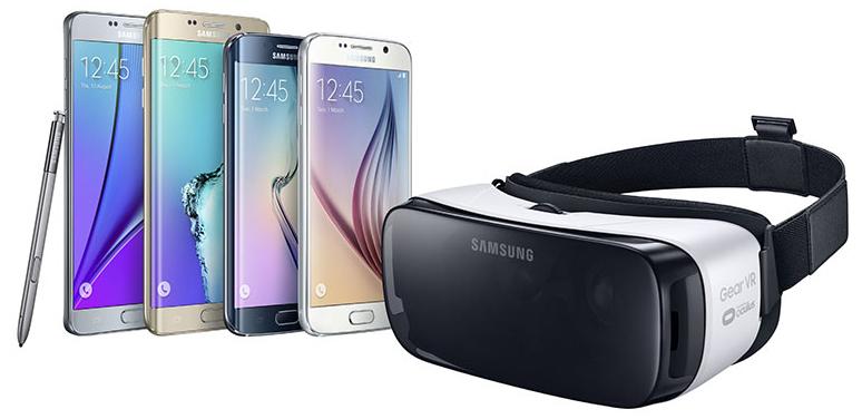 pack Samsung Oculus Gear VR