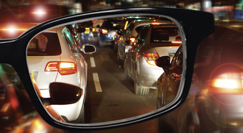 visuel embouteillage